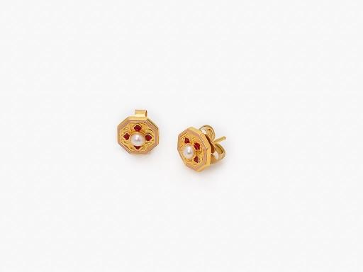 San Agustín Earrings
